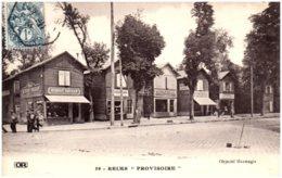 """51 REIMS """"PROVISOIRE"""" - Reims"""