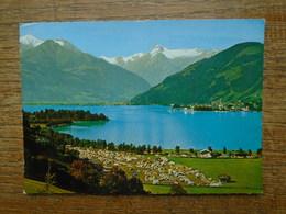 "Autriche , Zell Am See """" Beaux Timbre Et Cachets """" - Zell Am See"