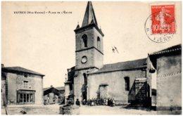 87 VAYRES - Place De L'église - Andere Gemeenten