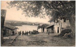 64 HENDAYE - SANTIAGO - Le Bac - Embarcadère Pour Irun - Hendaye