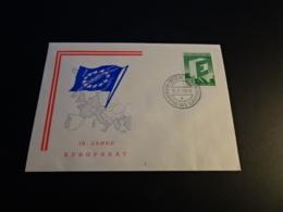 FC2528 - 10 Jahre Europarat -   5.5. 1959 - FDC