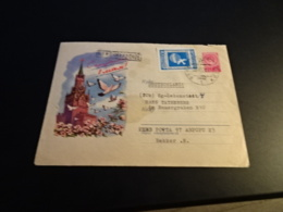 FC2576 -  Letter Used Russia 1953 - - Cartas