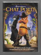 DVD Le Chat Potté - Dessin Animé