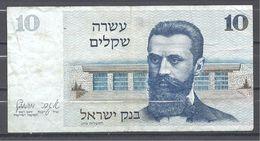 Israël 10 Sheqel 1979 - Israel