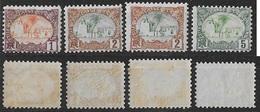 COTE Des SOMALIS N°37,38(2ex) Et 40 **  Neufs Sans Charnière MNH - Unused Stamps