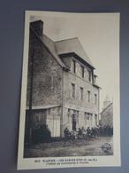 Cpa PLURIEN Les Sables D'Or L'Hôtel Du Commerce. 1954 - Autres Communes