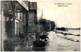 95 ARGENTEUIL - Crue De La Seine - - Argenteuil