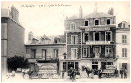 76 DIEPPE - Quai De La Caserne - Dieppe