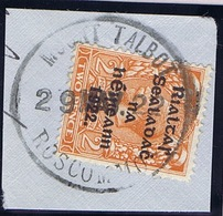 Ireland Roscommon 1922 MOUNT TALBOT 29 MAY.22 ROSCOMMON Rubber Climax Cds On Thom 2d Die 2 - Irlande