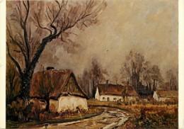 62 - Montreuil Sur Mer - Musée Roger-Rodière - Louis Montaigu - Au Marais - Art Peinture - CPM - Voir Scans Recto-Verso - Montreuil