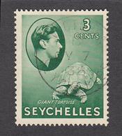 Seychelles 1938  3c  SG136  Used - Seychellen (...-1976)