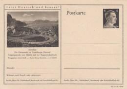 Deutsches Reich Postkarte P305 1941 - Nuevos