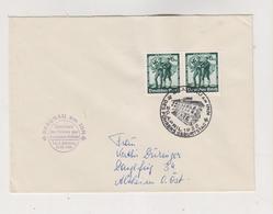 GERMANY,AUSTRIA 1938 BRAUNAU Anm INN  Cover - Covers & Documents