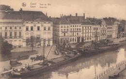 Gent Gand Quai Du Blé Koornlei - Gent