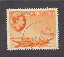 Seychelles 1938  6c  SG137  Used - Seychelles (...-1976)