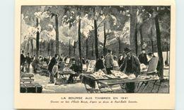 75* PARIS       Bourse Aux Timbres                         MA50-1373 - Non Classés