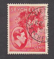 Seychelles 1938  9c  SG138  Used - Seychellen (...-1976)