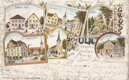 Gruss Aus Ulm 1900 - Ulm