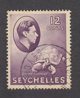 Seychelles 1938  12c  SG139 Used - Seychellen (...-1976)