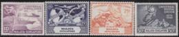 Singapore    .    SG  .    33/36   .     *      .   Mint-hinged      .   /   .   Ongebruikt - Singapore (...-1959)