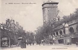 Rodez Boulevard D'Estourmel - Rodez