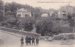Cassagnes Begonhes Chateau De La Serre - Francia