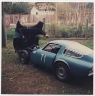 5 Photos Originales,  Alfa Romeo Giulia TZ 1, à Buenos Aires - Automobili