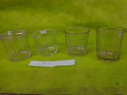 Lot  Bocaux Anciens -confiture Ou Autre  -3 500g Et  1  ? - Dishware, Glassware, & Cutlery