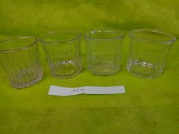 Lot  Bocaux Anciens -confiture Ou Autre  -3 500g Et  1  375g - Dishware, Glassware, & Cutlery