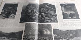 ILLUSTRAZIONE ITALIANA 1938 IMPIANTO IDROELETTRICO SULL'ISONZO SANTA LUCIA DI TOLMINO - Sonstige