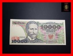 POLAND 10.000 10000 Zlotych 1.12.1988 P. 151   UNC - Pologne