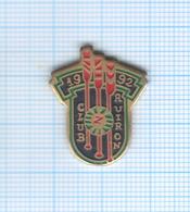 Pin's Club Aviron Z 1992 - Aviron