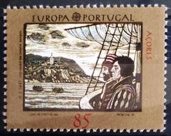 EUROPA        ANNEE 1992        PORTUGAL Açores       N° 415           NEUF** - 1992