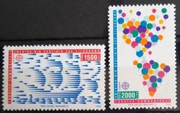 EUROPA        ANNEE 1992        TURQUIE        N° 2695/2696           NEUF** - 1992
