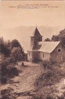 38-L'EGLISE SAINT-HILAIRE DU  TOUVET-ANIMEE - Saint-Hilaire-du-Touvet