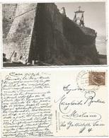 / Rovereto Campana Caduti Maria Dolens Fotocartolina B/n Usata 25.10.1954 X Milano - Other Cities