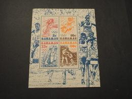 BAHAMAS - BF 1976 OLIMPIADI - NUOVO(++) - Bahamas (1973-...)
