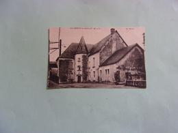 Belle Cpa   MAINE ET LOIRE  St.LAURENT.du.MOTTAY   (M.et.L.) .  La Mairie - France