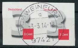 BRD 2012 Nr 2967 Zentrisch Gestempelt WAAGR PAAR X83DFAE - [7] République Fédérale