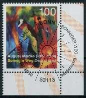 BRD 2014 Nr 3103 ESST Zentrisch Gestempelt ECKE-URE X83E582 - [7] Federal Republic