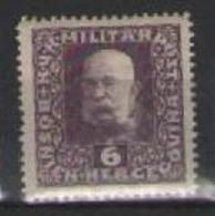 BOSNIA EZERGOVINA 1916  EFFIGE DI FRANCESCO GIUSEPPE UNIF. 99 MNH XF - Bosnie-Herzegovine