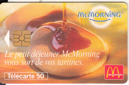 "FRANCE - McDonald""s, 09/98, Used - France"