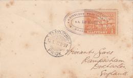 New Guinea / Dutch Shipping / Netherlands - Papua New Guinea