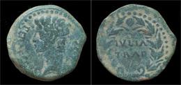 Spain Augustus- Julia Traducta AE As - Romane