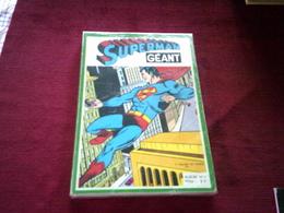 SUPERMAN ALBUM GEANT  1979 - Superman