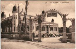 5THZ  62 CPA - ROYAN - LE GOLF HOTEL - Royan