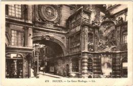 51zb 616 CPA - ROUEN - LE GROS HORLOGE - Rouen