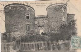 43 - MONISTROL SUR LOIRE - Ancien Château Des Evêques - Monistrol Sur Loire