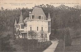 43 - MONISTROL SUR LOIRE - Le Château Des Martinas - Monistrol Sur Loire