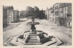 43 - MONISTROL SUR LOIRE - La Place Néron - Monistrol Sur Loire